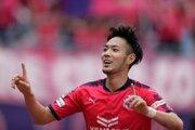 C大阪が杉本健勇と契約更新! 昨季は34試合22ゴール、日本代表に選出される