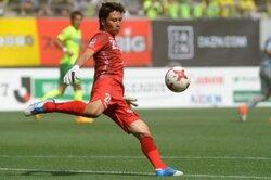 画像:福岡と契約満了のGK兼田亜季重、大分加入決定「ゴールを死守する」