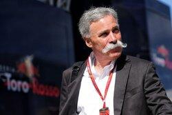 画像:F1 CEO、コペンハーゲンでの市街地レース開催に向けてデンマークと協議中