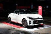 トヨタ、「もっと気軽にGR」がコンセプトの『GRコペンGRスポーツコンセプト』を発表