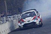 WRC:オジエがヤリスWRCで日本初走行。東京オートサロン2020のデモランに登場