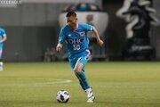 鳥栖、MF水野晃樹との契約満了を発表「とにかくサッカーをし続けたい」