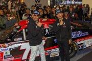NASCAR K&Nプロシリーズ戦う古賀琢麻、2019年はトヨタ陣営に移籍。親友、横山剣さんもエール