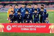 U21日本代表、タイ代表戦のスタメンを発表…初戦から4人を入れ替える