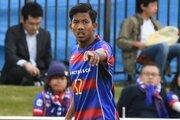 FC東京、ジャキットのレンタル期間を延長…昨夏加入のU−23タイ代表
