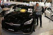 カスタムカーコンテストでトヨタ、ホシノインパルなどが最優秀賞を受賞