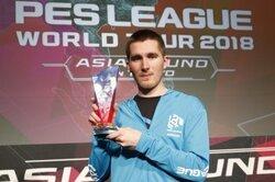 画像:ウイイレ世界大会のアジアラウンドが開催…24歳のフランス人プレーヤーが王者に輝く