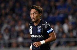 画像:G大阪、MF倉田秋の入籍を発表「今まで以上に責任感を持って取り組みたい」