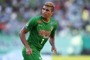 東京V退団のA・ピニェイロ、千葉加入が決定…J2通算29得点の26歳
