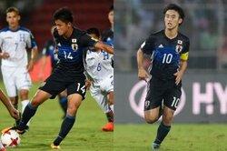 画像:京都、Uー18から福岡慎平と上月壮一郎を2種登録…Uー17W杯に出場