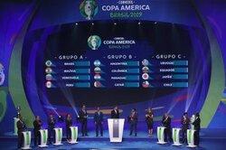 画像:コパ・アメリカの組み合わせが決定! 日本はウルグアイ、チリ、エクアドルと同組に