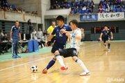 フットサル日本代表、王者アルゼンチンに連敗…指揮官「この2試合は貴重な経験」