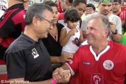 画像:村井満チェアマンが、単独弾丸視察で触れたジーコとブラジルサッカーの深さ