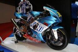 画像:元Moto3参戦ライダー尾野弘樹がスズキGSX-R600で全日本ロードレースに復帰