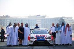 画像:TCR中東:第2戦ドバイ、フォルクスワーゲン・ゴルフGTI TCR操るティーンエイジャーが2連勝