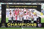 C大阪がゼロックススーパー杯を制する! 10年ぶりに天皇杯優勝組の勝利