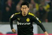 香川、10試合連続のスタメン入りへ…HSV戦、ドルトムント公式が予想