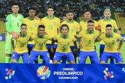 U23ブラジル代表、東京五輪出場が決定! 前回王者が南米最後の1枠に滑り込み