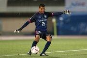 湘南、GKタンドウ・ベラピが母国クラブに移籍…昨季限りで契約満了