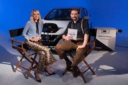 画像:ニッサン、フォーミュラEのカラーコンセプトを3月6日に発表。女優マーゴット・ロビーさんがアナウンス