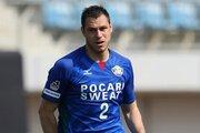 徳島退団のヴァシリェヴィッチ、BATE移籍決定…ベラルーシ12連覇中の強豪