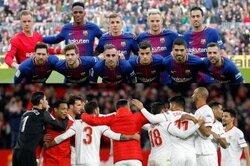 画像:国王杯決勝、アトレティコ新本拠地で開催…バルサとセビージャが激突