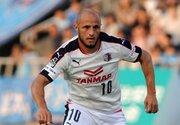 新潟、中国からFWブルーノ・メネゲウを獲得…以前はC大阪などでも活躍