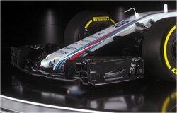 画像:【津川哲夫のF1新車チェック】実はメルセデスとフェラーリの良いトコ取りか。評価が難しいウイリアムズFW41