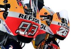 画像:MotoGP:2018年型ホンダRC213V、空力カウルで「最大限のハンドリング」を実現