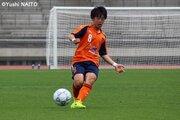 法政大の紺野和也、来季のFC東京加入が内定…全日本選抜の攻撃的MF