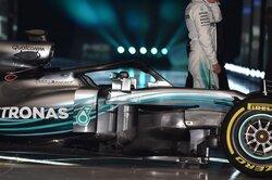 画像:F1新車ギャラリー:メルセデスW09