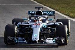 画像:メルセデス『F1 W09 EQ Power+』:ディーバ気質を取り除き、チーム史上最速のマシンに