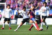 FC東京と浦和の開幕戦はドロー決着…16歳の久保建英も途中出場で見せ場を作る