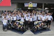 モリワキがピレリ市販タイヤで挑む全日本ロードJSB復帰3年目。森脇監督、2018年タイヤに自信