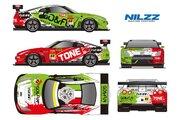 NILZZ Racing、ニッサンGT-RニスモGT3と田中/飯田/浜野のトリオでGT300に挑む