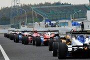全日本F3選手権の鈴鹿合同テストのエントリー発表。14台が参加へ