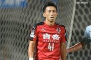 昨季限りで熊本退団の32歳MF菅沼実が現役引退「感謝の気持ちで一杯です」