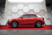 『アウディQ2』にデビュー1周年記念モデル登場。専用装備付きで400台限定販売