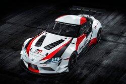画像:トヨタ、ジュネーブショーで『GRスープラ・レーシングコンセプト』を発表。市販車発表はなし