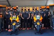 唯一の国産Moto2コンストラクターNTS「世界の舞台でとことん勝負したい」/MotoGPコラム