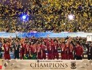 JFA 第24回全日本フットサル選手権大会 名古屋優勝で2年連続の国内三冠を達成