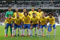 """画像:屈辱の""""1−7""""から3年8カ月…ドイツと対戦するブラジル代表、招集メンバーを発表"""