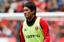画像:名古屋FW玉田圭司、約4週間の離脱へ…フル出場のルヴァン杯初戦で負傷