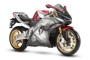 キムコ、東京モーターサイクルショー2019で電動スーパースポーツ『Super NEX』を日本初公開