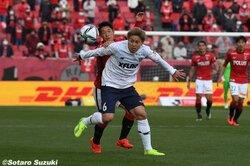 画像:FC東京のDF小川諒也、日本代表に初招集「大きな期待に応えられるように」