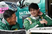 GR 86/BRZ Race参戦を目指す小塚崇彦がサーキットデビュー。「緊張しました!」