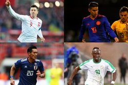 画像:ポーランドが土壇場で韓国を下す…セネガル、コロンビアはスコアレスドロー/親善試合グループH対戦結果