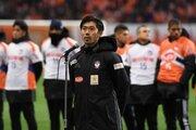 新潟、本間勲氏の引退試合開催を発表「楽しい試合にしましょう!」