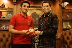 画像:元フットサル日本代表の高橋健介、フットサルインドネシア代表の監督に就任