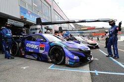 画像:RAYBRIG NSX-GT スーパーGT第1戦岡山 予選レポート